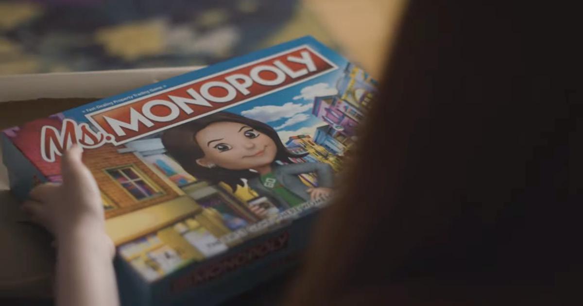 """Фото """"Мисс Монополия"""": первая игра, где у женщин больше привилегий"""
