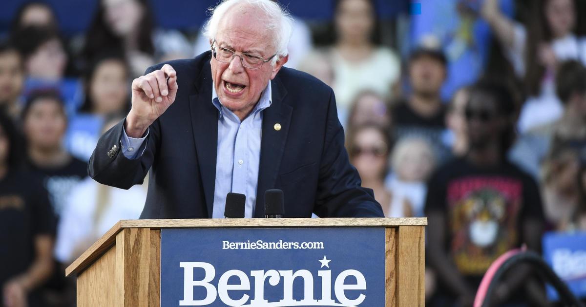 Photo of Bernie Sanders has 1 million donors
