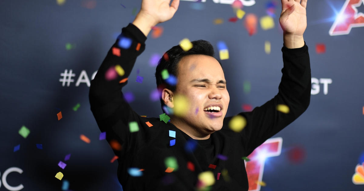 "Photo of Kodi Lee, blind contestant with autism, wins ""America's Got Talent"""