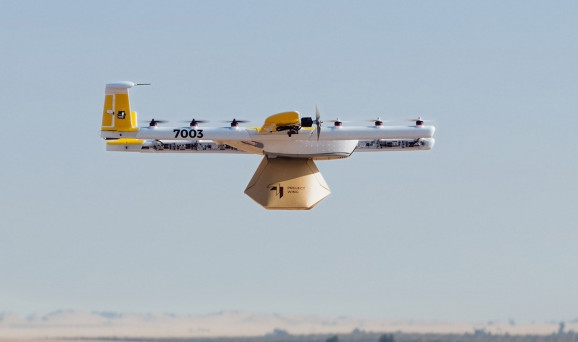 Photo of Wing kicks off drone deliveries from Walgreens and FedEx Express in Virginia