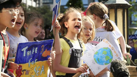 Photo of Global climate strike kicks off with millions expected to participate