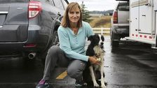 Photo of Washington Woman Quits Job, Takes 57 Days To Find Her Lost Dog, Katie
