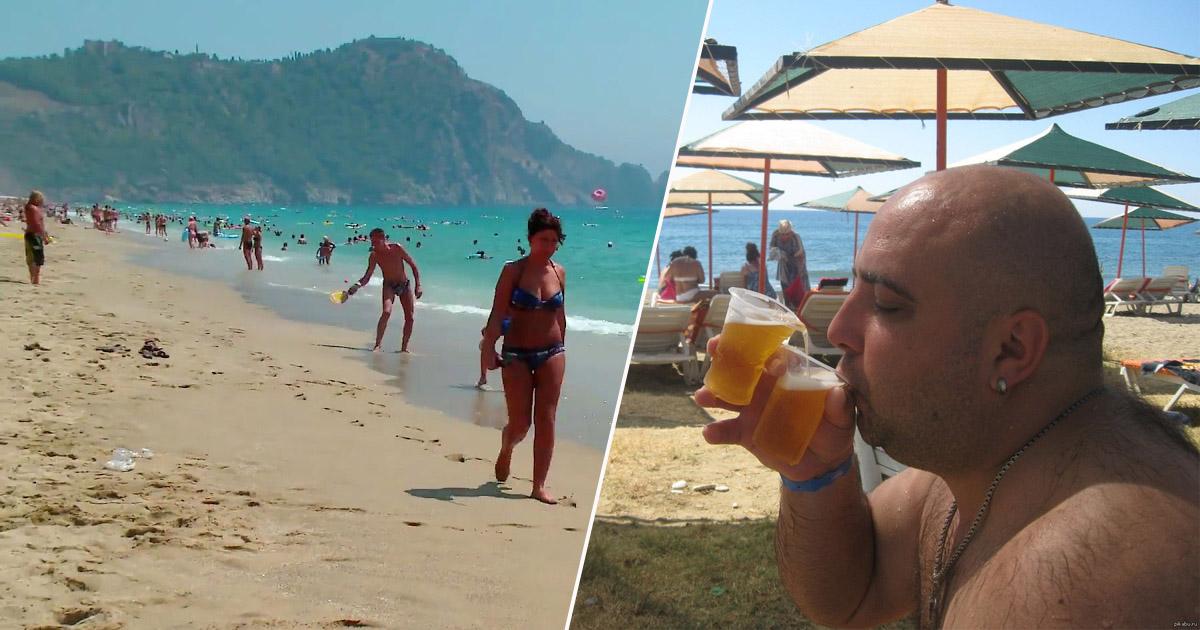 Фото Губит людей не пиво? Названы основные причины трагедий с туристами РФ в Турции
