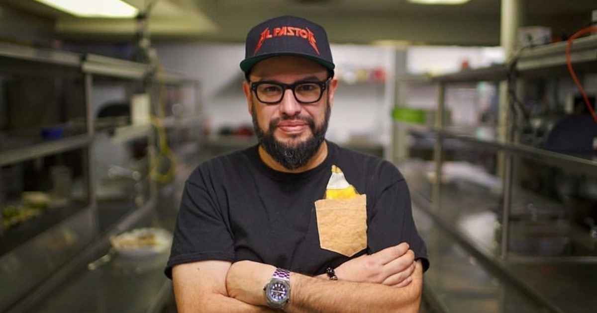 Photo of Celebrity chef and Food Network star Carl Ruiz has died
