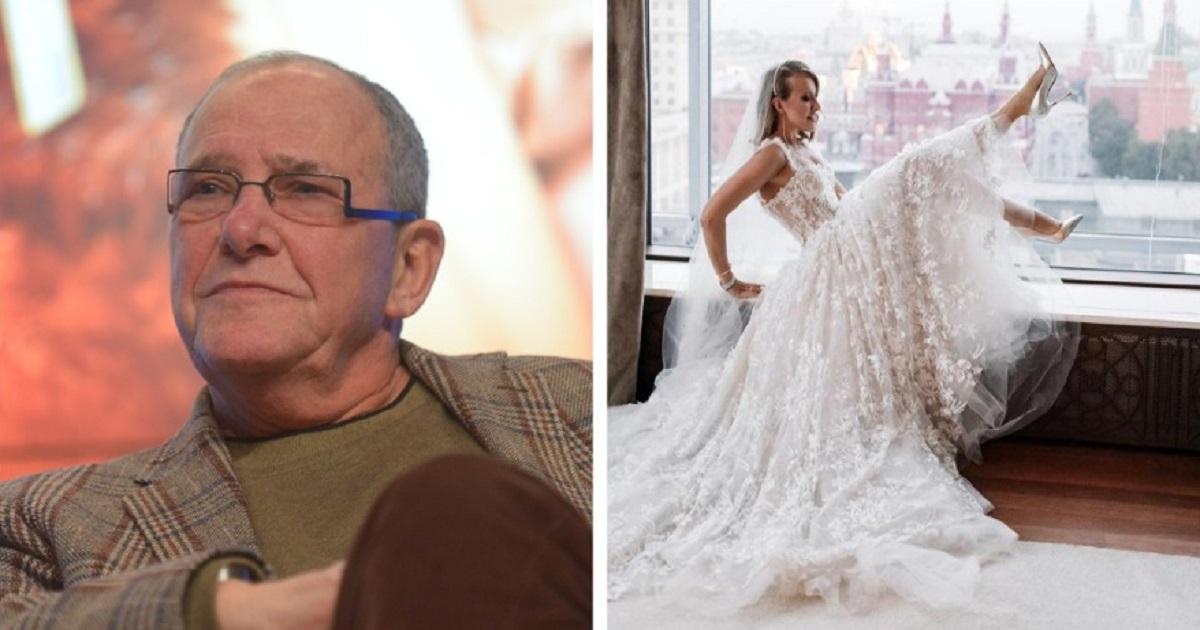Виторган-старший высказался о свадьбе Собчак и о новой возлюбленной сына