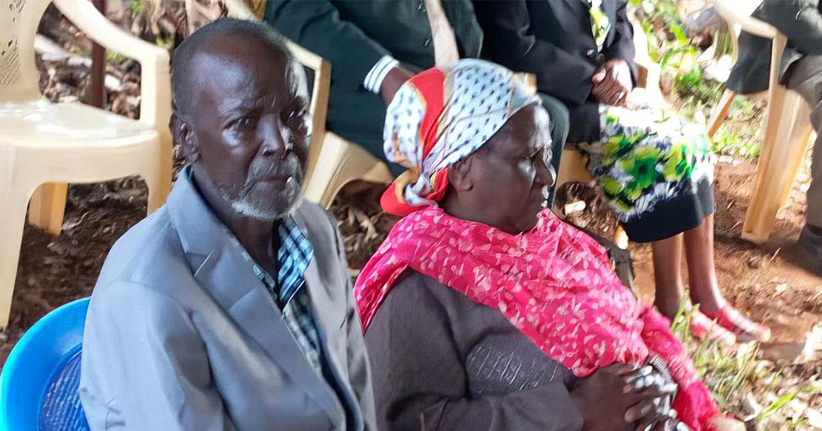Скитался полвека, оставив семью. Нашелся кениец, пропавший в 1968 году