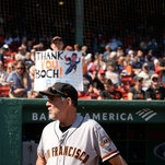 Photo of Giants' Bruce Bochy Bidding Farewell After 3 Titles and Much More