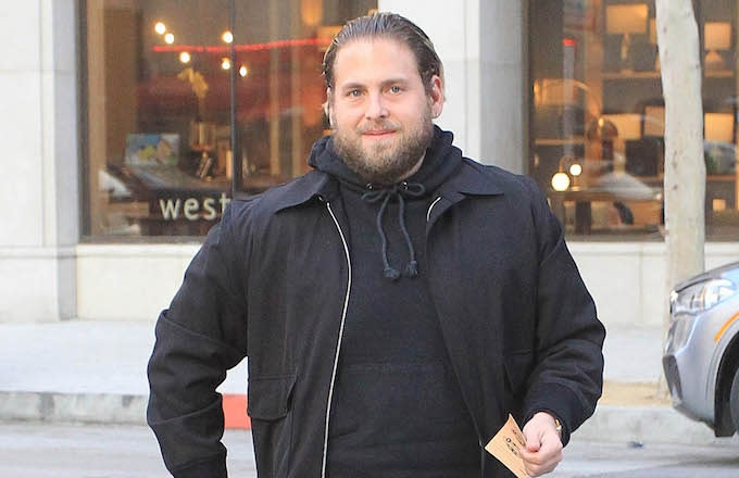 Photo of Jonah Hill Reportedly in Talks to Play Villain in Robert Pattinson's 'The Batman'