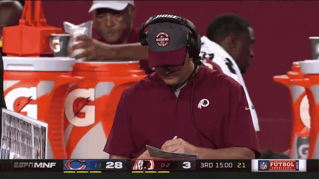 Photo of Heartbreaking: Dan Snyder Won't Buy This Man A Spoon