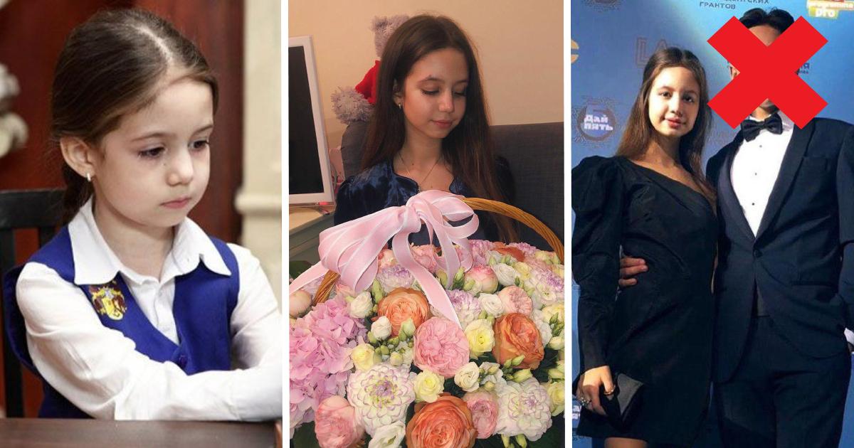 """Фото 16-летняя звезда """"Закрытой школы"""" рассталась с 23-летним ухажёром"""