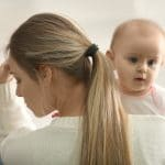 Even Mild Depression in Moms May Affect Child's Well-Being