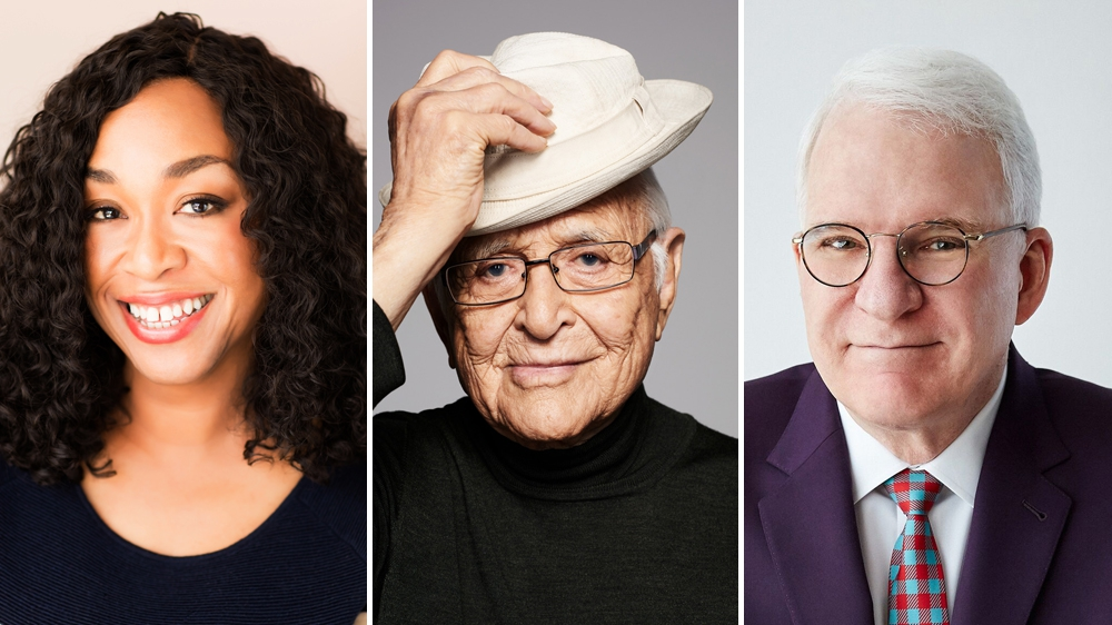 Photo of Shonda Rhimes Sets Netflix Love Anthology Series With Norman Lear, Steve Martin Producing