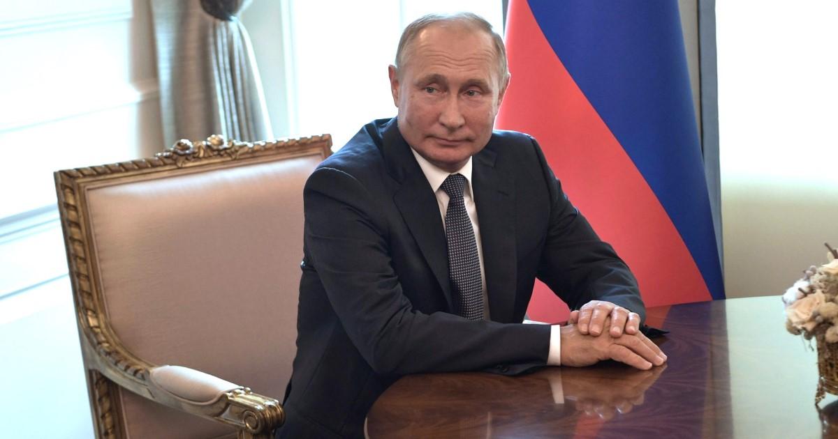 Фото Президент РФ направил мировым лидерам тайное письмо. Пресса узнала, о чем оно