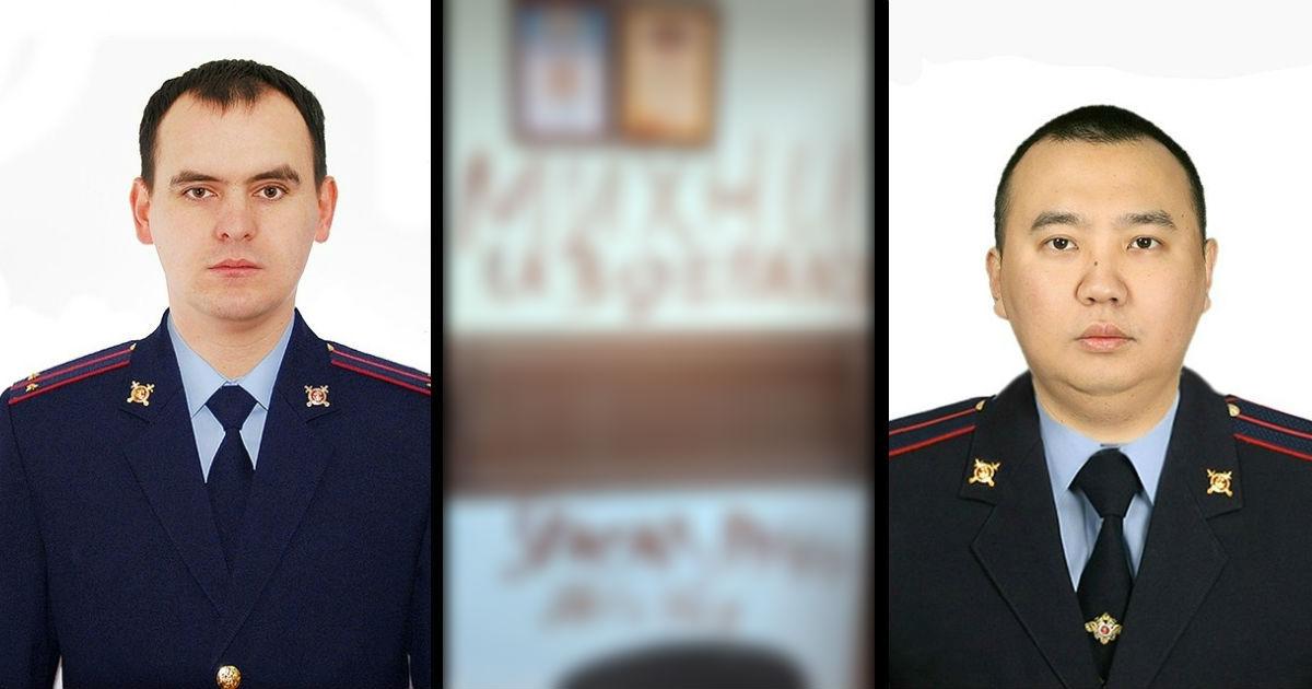 Тpaгeдия на Ямале: полицейский оставил надписи на стенах