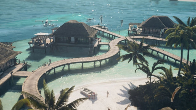 Photo of Hitman 2's Luxury Resort Is The Perfect Setting For Murder