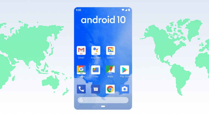 Photo of Android 10 Go edition promises fast encryption, faster multi-tasking