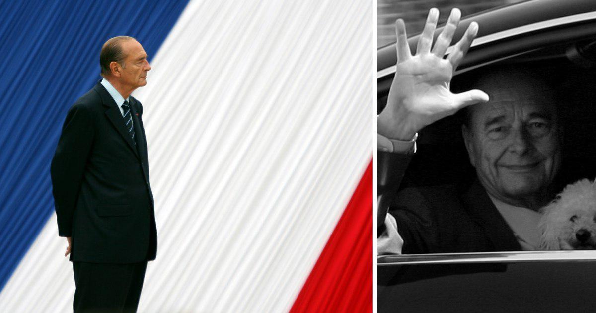 Фото Умер Жак Ширак. Биография и заслуги экс-президента Франции