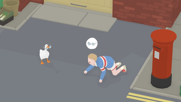 Photo of All I Want To Do Is Create Havoc As A Terrible Goose