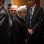 Trump-Rouhani Meeting Was a Near Miss, but Iran Leaves the Door Open