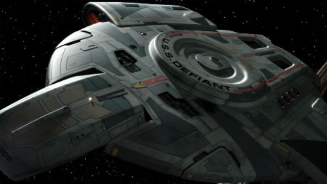 Photo of Happy 25th Birthday to Star Trek's Defiant, the Lean, Mean Starship of Deep Space Nine