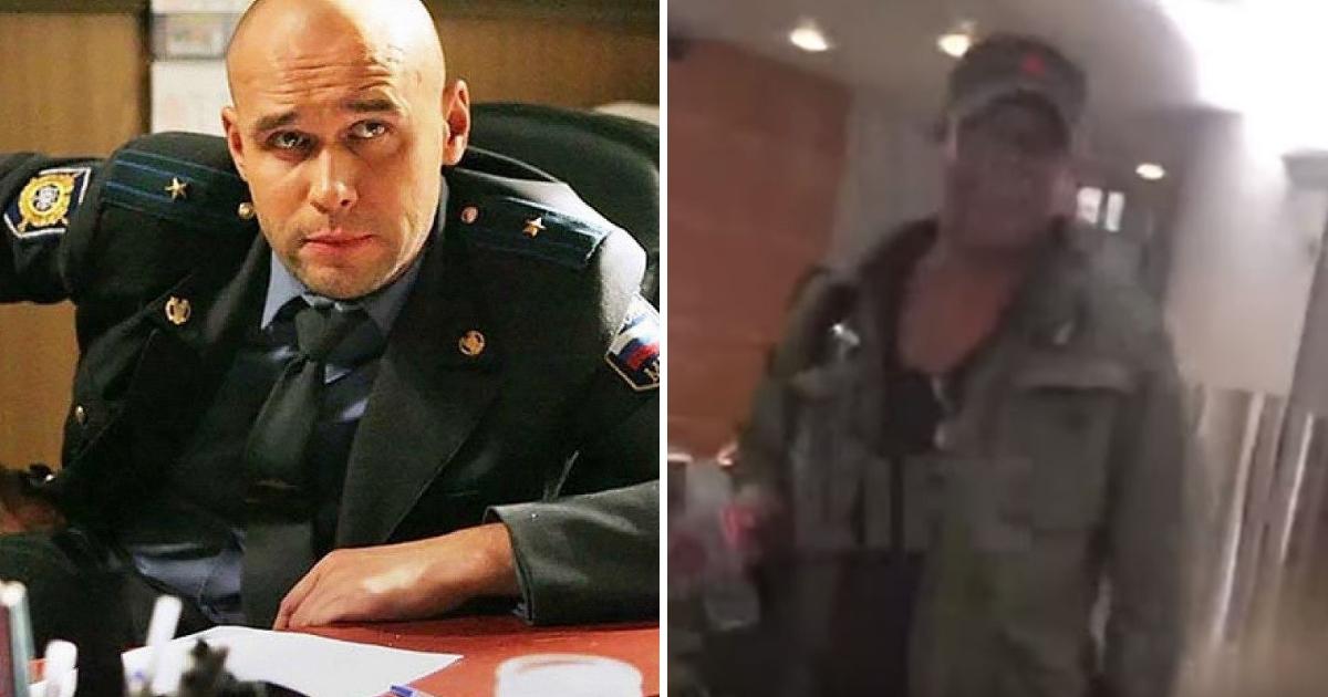 """Фото Звезду """"Глухаря"""" Максима Аверина сняли с рейса """"Аэрофлота"""""""