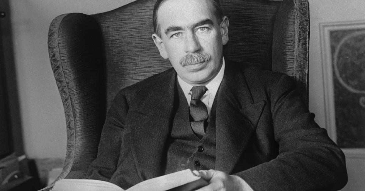 Фото Кейнсианство в экономике. Джон Мейнард Кейнс и его основные идеи