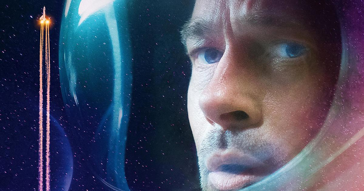 """Фото """"К звёздам"""": Космос, который мы заслужили. Рецензия на фильм с Брэдом Питтом"""
