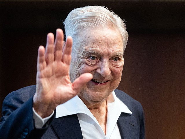 Photo of George Soros Emerges as Major Funder of 'Global Climate Strike' Groups
