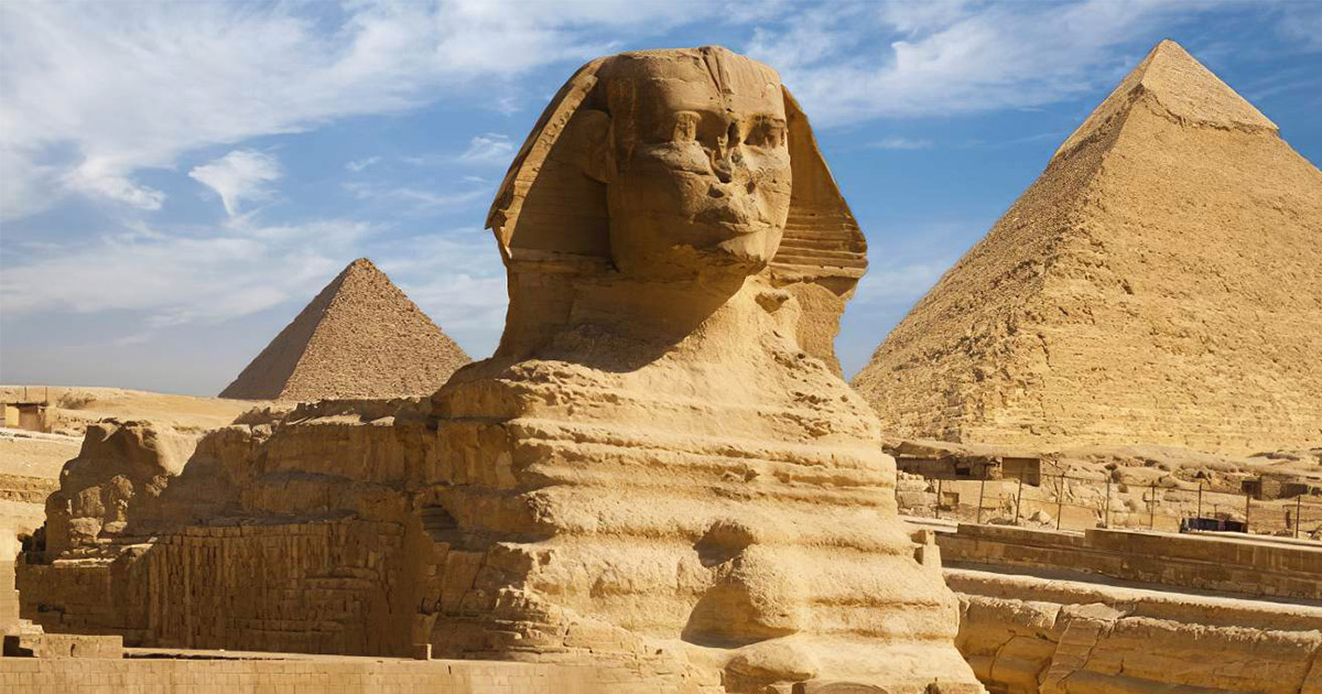 Фото Для чего расхитители гробниц отбивали египетским статуям носы