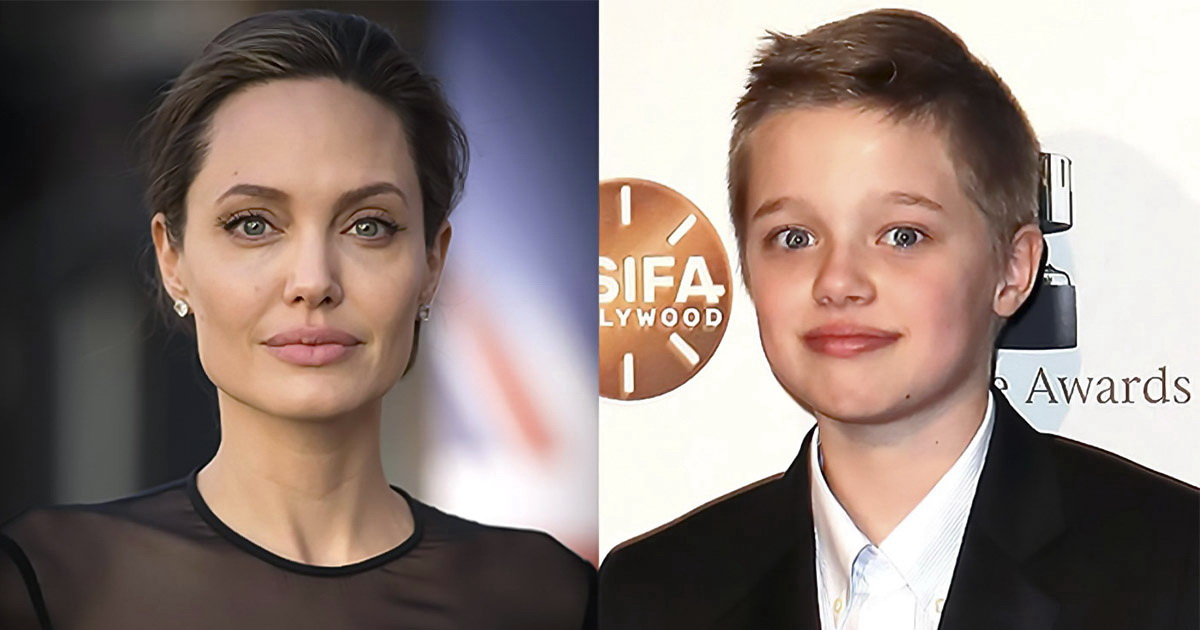 У богатых свои причуды. Дочь Анджелины Джоли хочет сменить пол