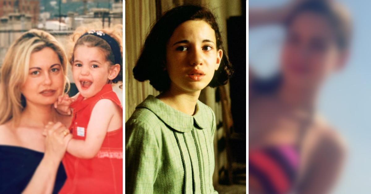 """Фото Девочке из """"Лабиринта Фавна"""" уже 25 и она хороша собой"""
