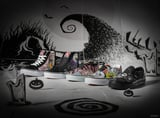 Vans Is Dropping Another Nightmare Before Christmas Sneaker, Just in Time For the Holidays