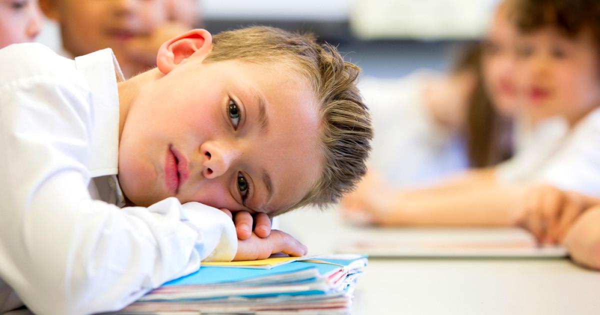 Школьники из России тяжелее остальных переносят неудачи в учебе