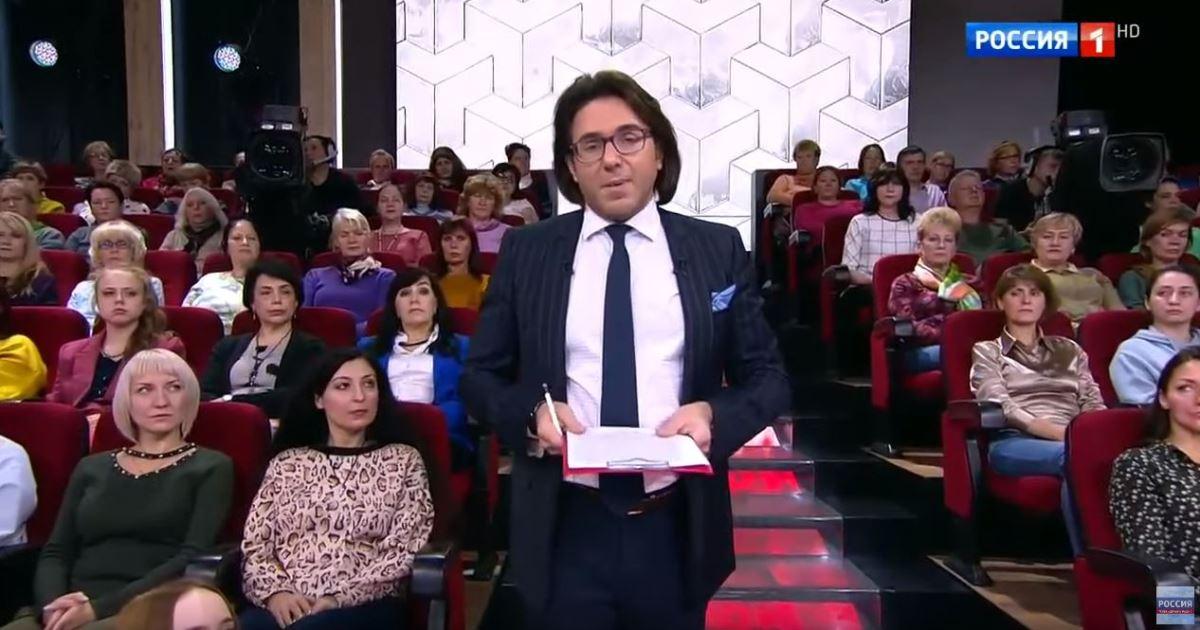 Фото Малахов в эфире извинился на киргизском после международного скандала