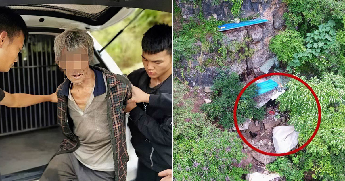 Как скрыться от правосудия? Сбежавший прожил в пещере 17 лет
