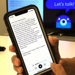 From Your Mouth to Your Screen, Transcribing Takes the Next Step