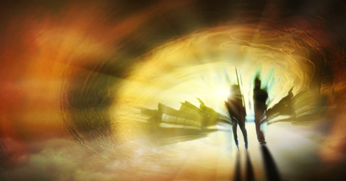 Фото Что ждет нас после жизни: мужчина рассказал, что видел на том свете
