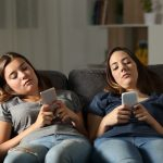 Smartphone Addiction in Late Adolescence May Increase Risk for Depression, Loneliness