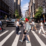 Cars All but Banned on One of Manhattan's Busiest Streets
