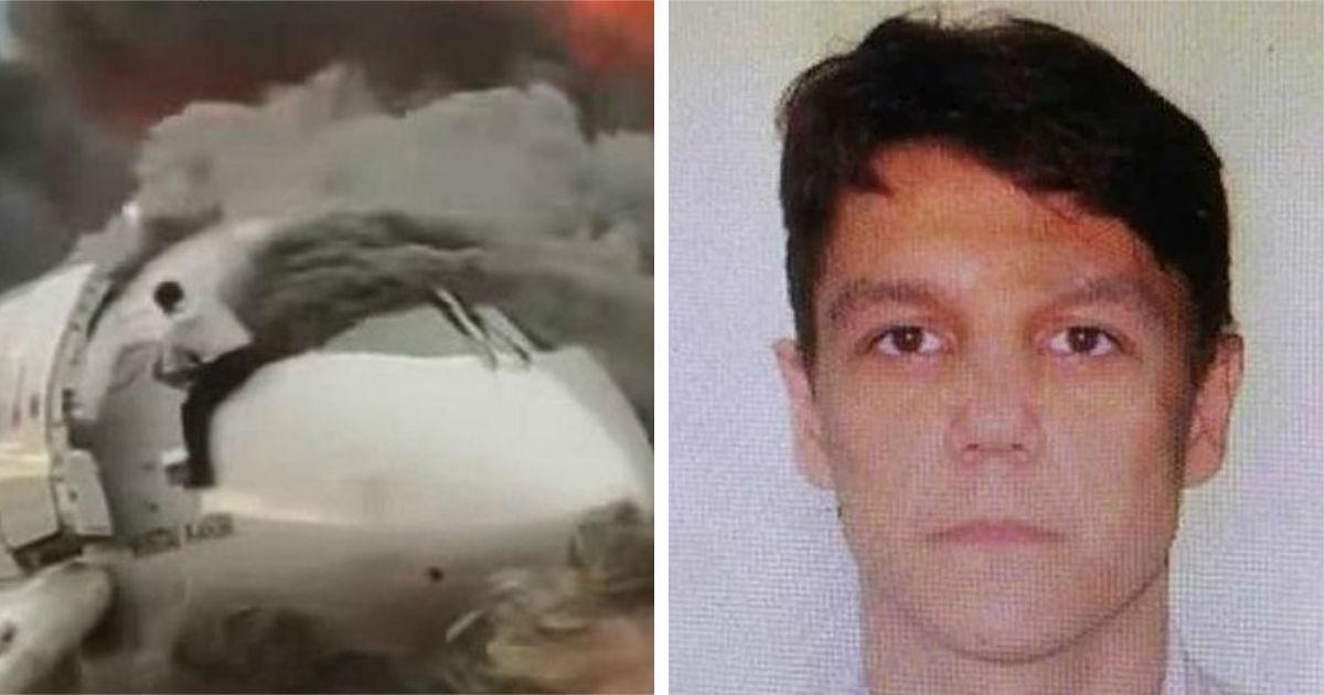 """Фото Пилот сгоревшего в Шереметьево """"Суперджета"""" назвал свою версию трагедии"""