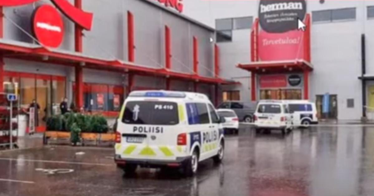 Нападение в финском колледже: 1 человек погиб, 10 ранены