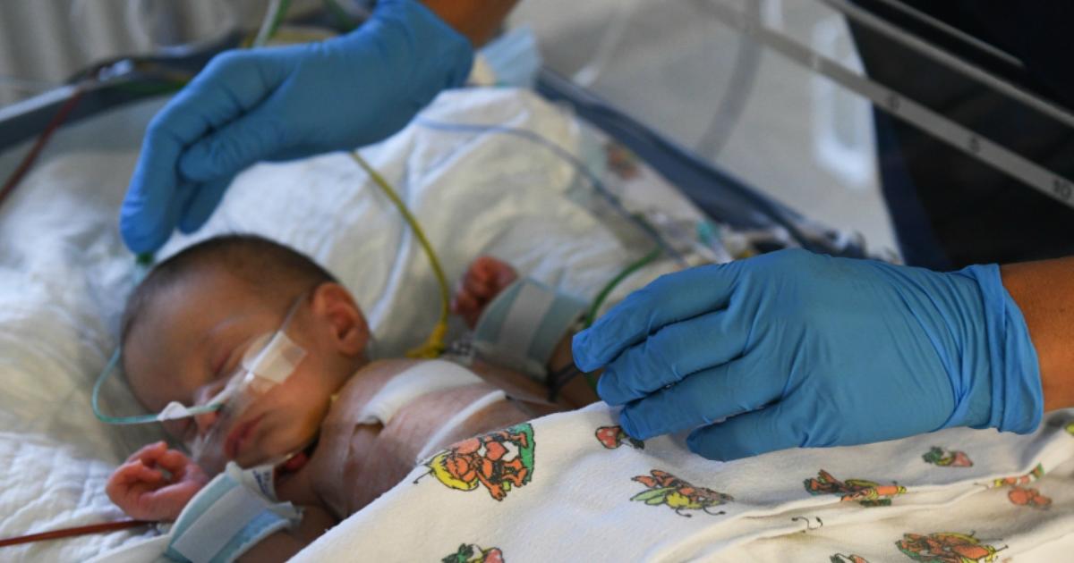 Фото Врачи нacмерть заморозили новорожденного ребенка, чтобы не переделывать документы