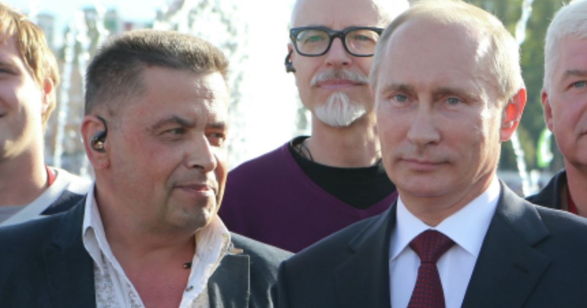 Путин отказался от 100 долларов, которые ему пытался дать Расторгуев