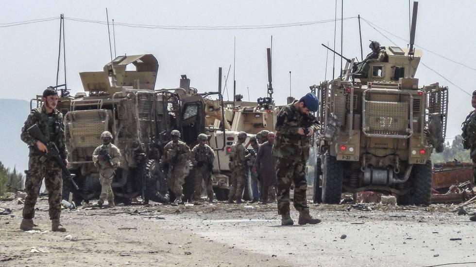 Photo of La guerra interminable de EE UU