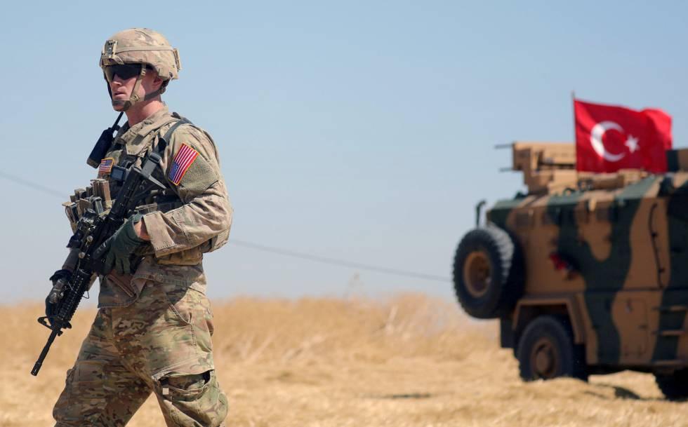 Photo of Trump da vía libre al ataque turco contra las fuerzas kurdas en Siria