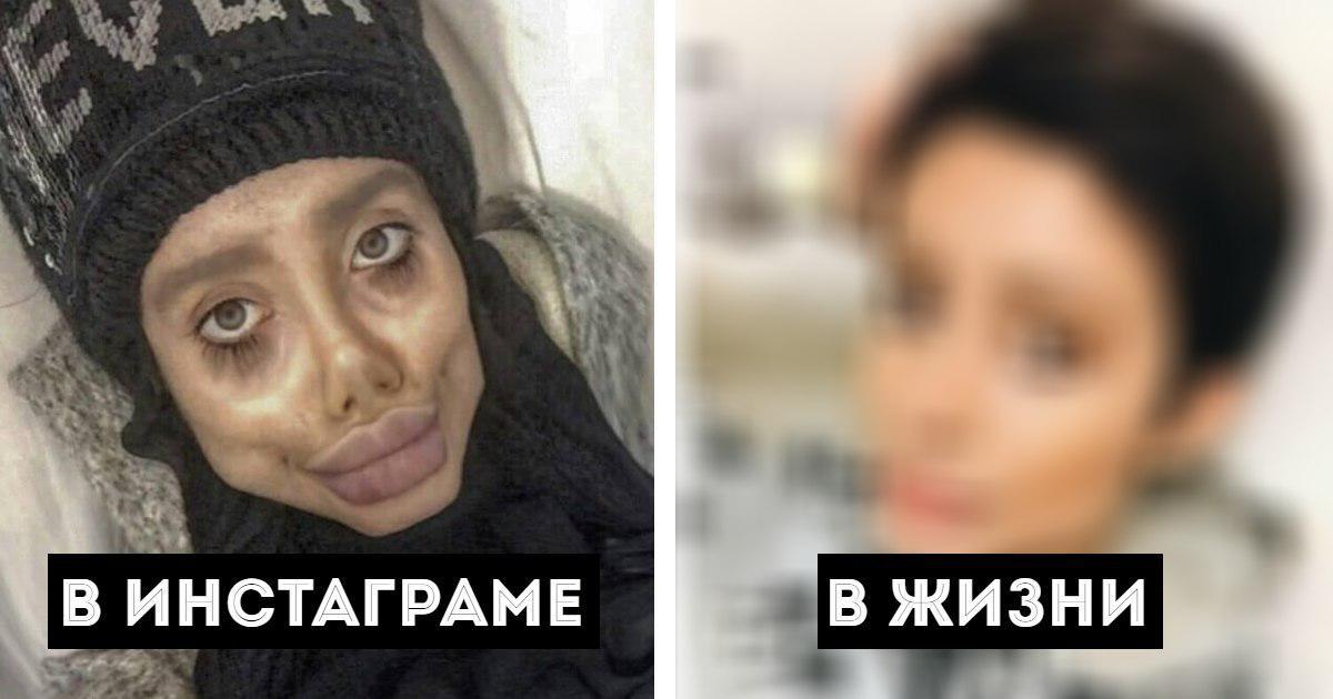 «Иранскую Анджелину Джоли» задержали в Тегеране за богохульство