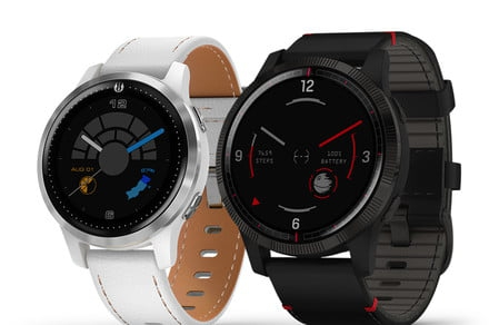 Photo of Garmin's high-tech Star Wars smartwatches definitely aren't from a long time ago