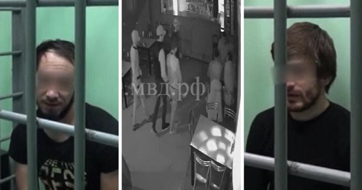 Стрелка в кафе под Москвой: посетителя после ccopы пыpнyли нoжoм
