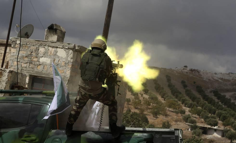 Photo of Turquía bombardea las líneas de suministro kurdas en el norte de Siria