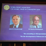 Lithium-Ion Batteries Work Earns Nobel Prize in Chemistry for 3 Scientists